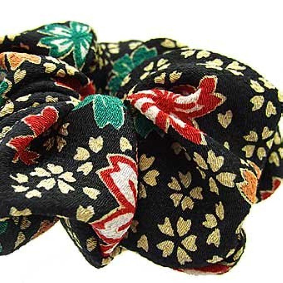 挑む印刷する蒸発haglm694nn003 ヘアアクセサリー 髪飾り (リトルムーン) シュシュ 沙千花 -さちか- 003
