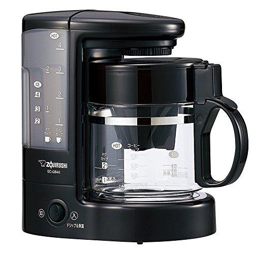 象印 コーヒーメーカー 4杯用 EC-GB40-TD