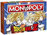 Winning Moves Monopoly Dragon Ball Z Edition para Fans. La Saga Alrededor Son Goku,...