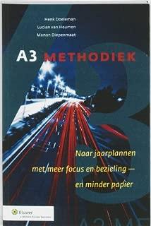 A3 Methodiek: naar jaarplannen met meer focuus en bezieling - en minder papier (Dutch Edition)