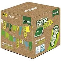 Flopp - Detergente Ecológico en Cápsulas para la Ropa, Estuche 70 Cápsulas   Detergente Eco para Lavadoras Ropa Blanca y Color