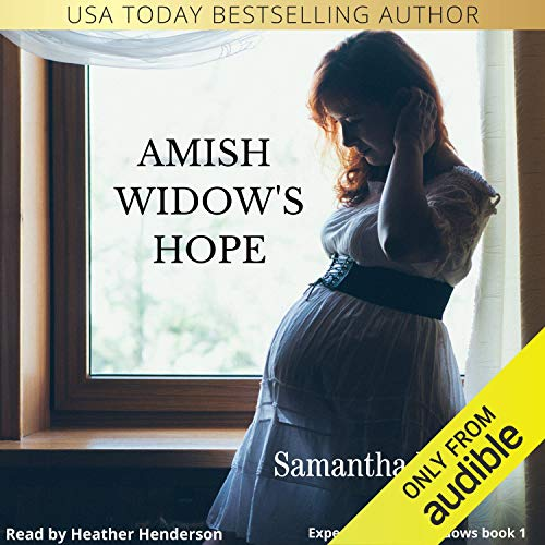 Amish Widow's Hope cover art
