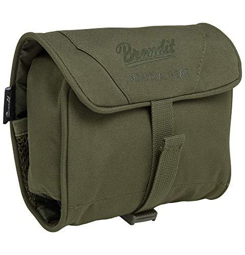 Brandit Toiletry Bag Olive, Größe medium