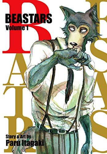 BEASTARS, Vol. 1 (English Edition)