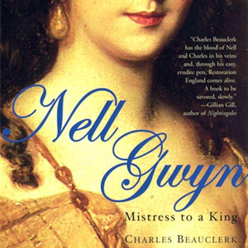 Nell Gwyn audiobook cover art