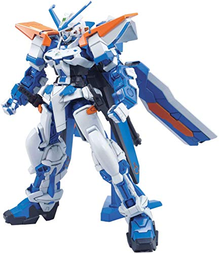Bandai Hobby #57HG Gundam Astray, Blauer Rahmen, zweites L-Model-Kit, 1/144Maßstab