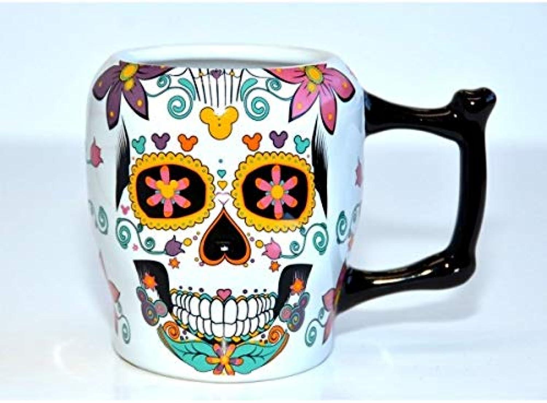 Disney Day of The Dead Sugar Skull Mug