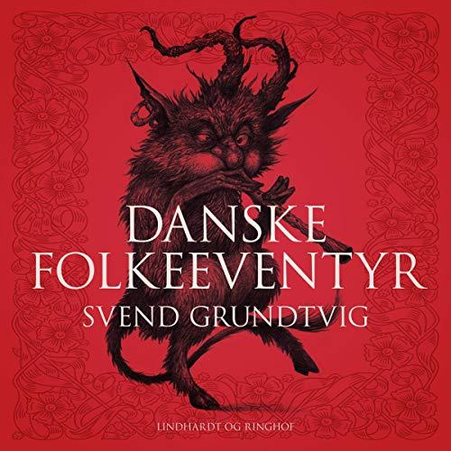 Danske folkeeventyr cover art