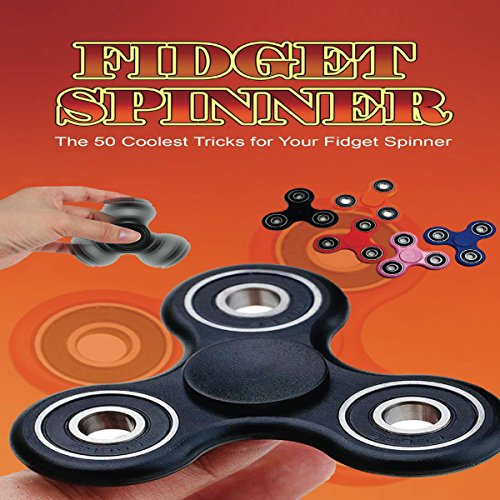 Fidget Spinner audiobook cover art