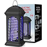 Electric Mosquito Zapper, 11W Powerful 4200V Insect Killer,...