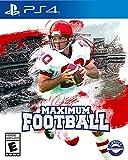 Doug Flutie's Maximum Football 2020 (PS4) - PlayStation 4