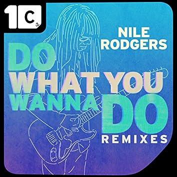 Do What You Wanna Do (Remixes)