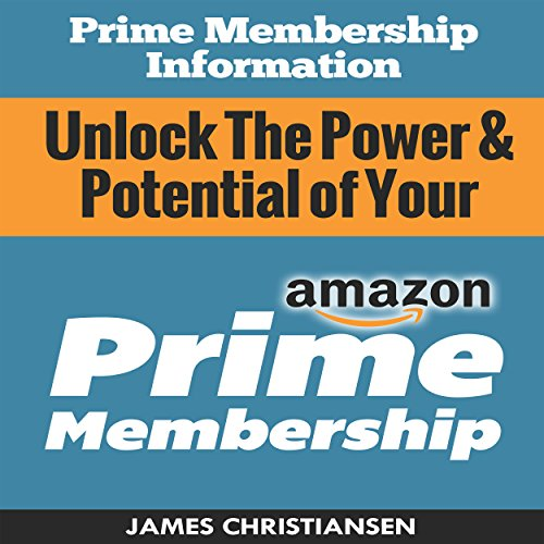 Prime Membership Information audiobook cover art