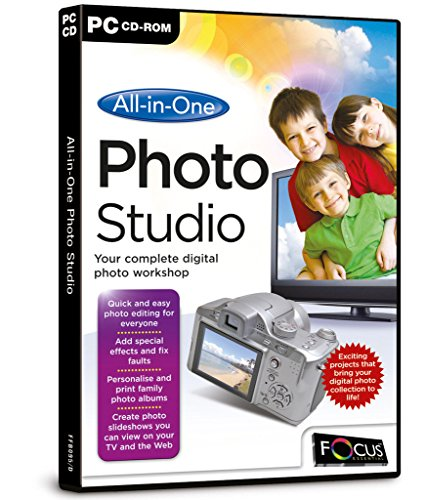 Focus Multimedia All-in-One Phot...