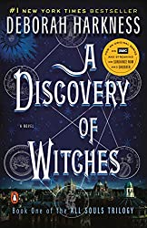 """A Discovery of Witches""- Book 1 of ""All Souls Trilogy"""