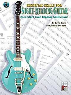 Essential Skills for Sight Reading Guitar (Guitar Masters) by David Stark (1999-01-01)