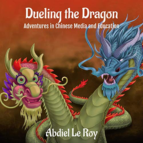 Dueling the Dragon audiobook cover art