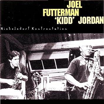 Nickelsdorf Konfrontation (feat. Mats Gustafsson, Barry Guy, & Alvin Fielder)