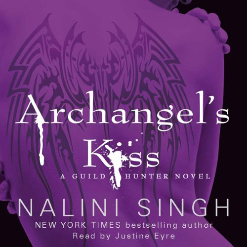 Archangel's Kiss audiobook cover art