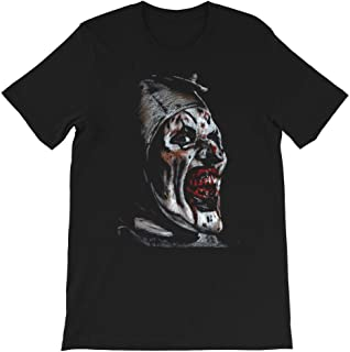 A is for Art The Clown The Terrifier Horror Movie Graphics Gift for Men Women Girls Unisex T-Shirt Sweatshirt Hoodie