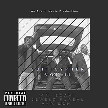 Suit Cypher ,Vol. II