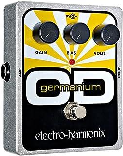 Electro Harmonix 665155efecto de guitarra eléctrica con sintetizador Filtro Germanio od