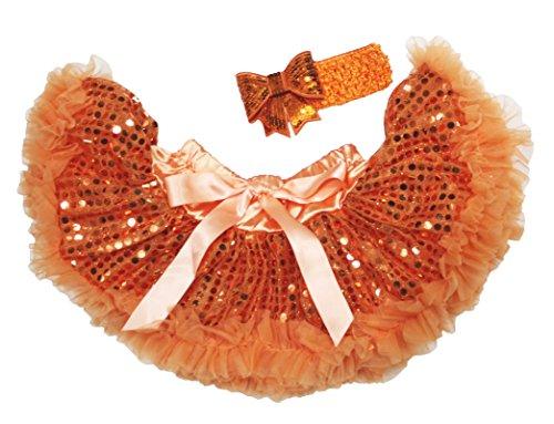Petitebelle - Jupe - Bébé (fille) 0 à 24 mois orange Orange taille unique - orange - Taille Unique