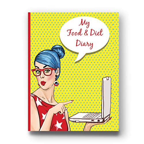 Diet Diary, Slimming & Weight Loss Book, Activity and Weight Tracker, Fill...