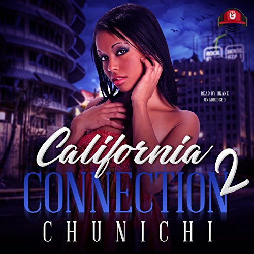 California Connection 2 audiobook cover art