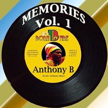 Memories Vol. 1
