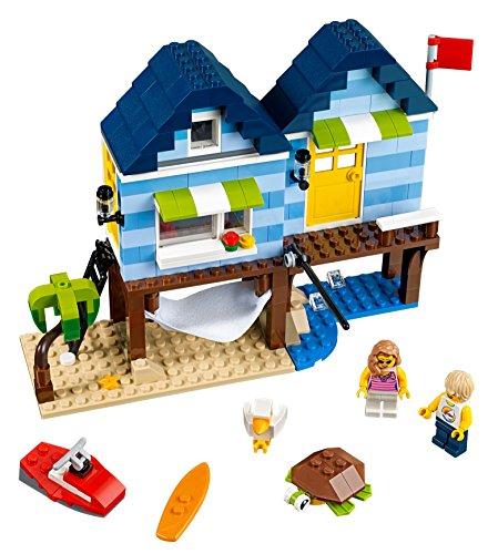 Lego Creator - Vacaciones en la Playa (31063)