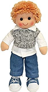 Hopscotch Doll Collectables Boy Harry Soft Toy 14