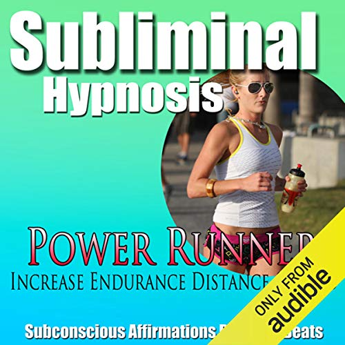 Power Runner Subliminal Hypnosis cover art