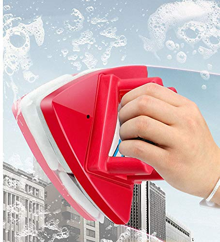 Magnetic Window Cleaner, Double-Sided Window Cleaning Brush Glass Wiper Cleaning...