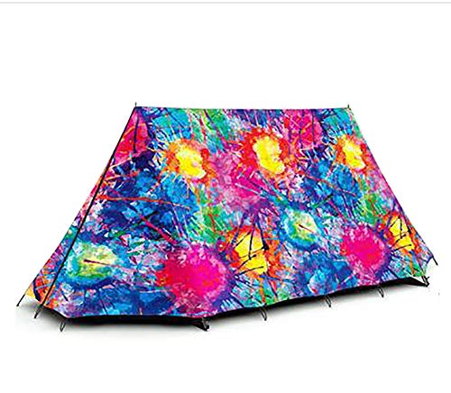 Waterproof Camping Hiker Tent Instant Setup Beach Sun Shelter Folding Fishing Windproof Cabana for Familypicnic, Hiking, Outdoor,colors