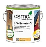 Osmo Aceite de protección UV ? transparente sin ingredientes activos 410D 2,5 l
