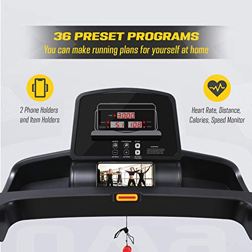 OMA Max 2.25HP Treadmill for Home