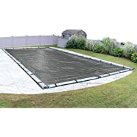 Robelle 512550R Ultimate Winter Pool Cover for In-Ground Swimming Pools, 25 x 50-ft. In-Ground Pool