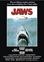 JAWS POSTER (68,8cm x 101,3cm)