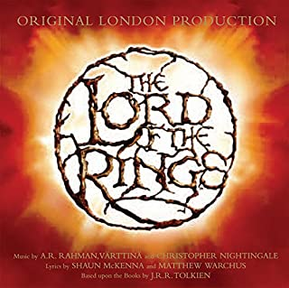 Lord of the Rings - Original London Cast Recording