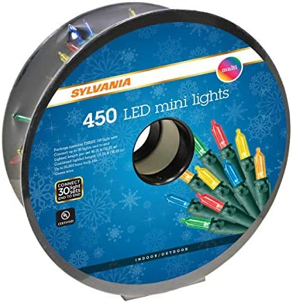 SYLVANIA by LEDVANCE LED Christmas Lights Multi product image