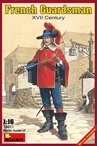 MiniArt 16011 - Französische Garde XVII. Jahrhundert