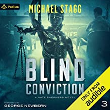 Blind Conviction: Nate Shepherd Legal Thriller Series, Book 3