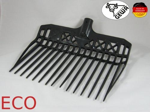 Gewa Bollengabel ECO flach (Stallgabel - Dunggabel - Forke - Gabel - Mistgabel) …