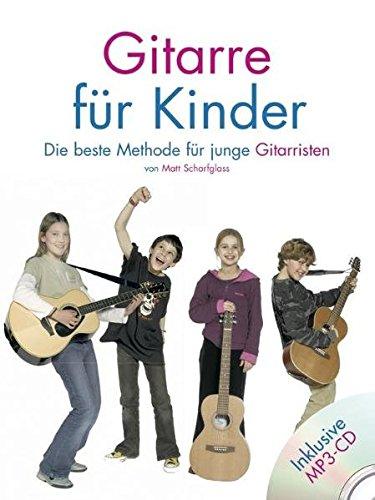 Gitarre für Kinder: Lehrmaterial, CD