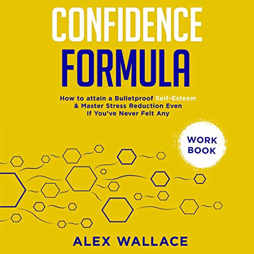 Confidence Formula (Workbook) audiobook cover art