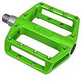 NC-17 STD II Pro - Pedales para Bicicletas, Color Verde, Talla n/a