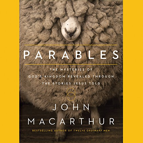Parables audiobook cover art