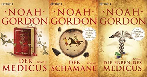 Medicus Trilogie von Noah Gordon