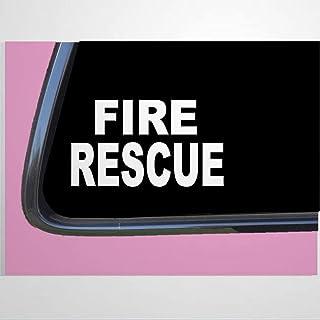 Brandräddning Tp 618 Ambulans militär brandman stridsslang se 20 cm personlig bildekal klistermärke, viny bildekaler | dek...